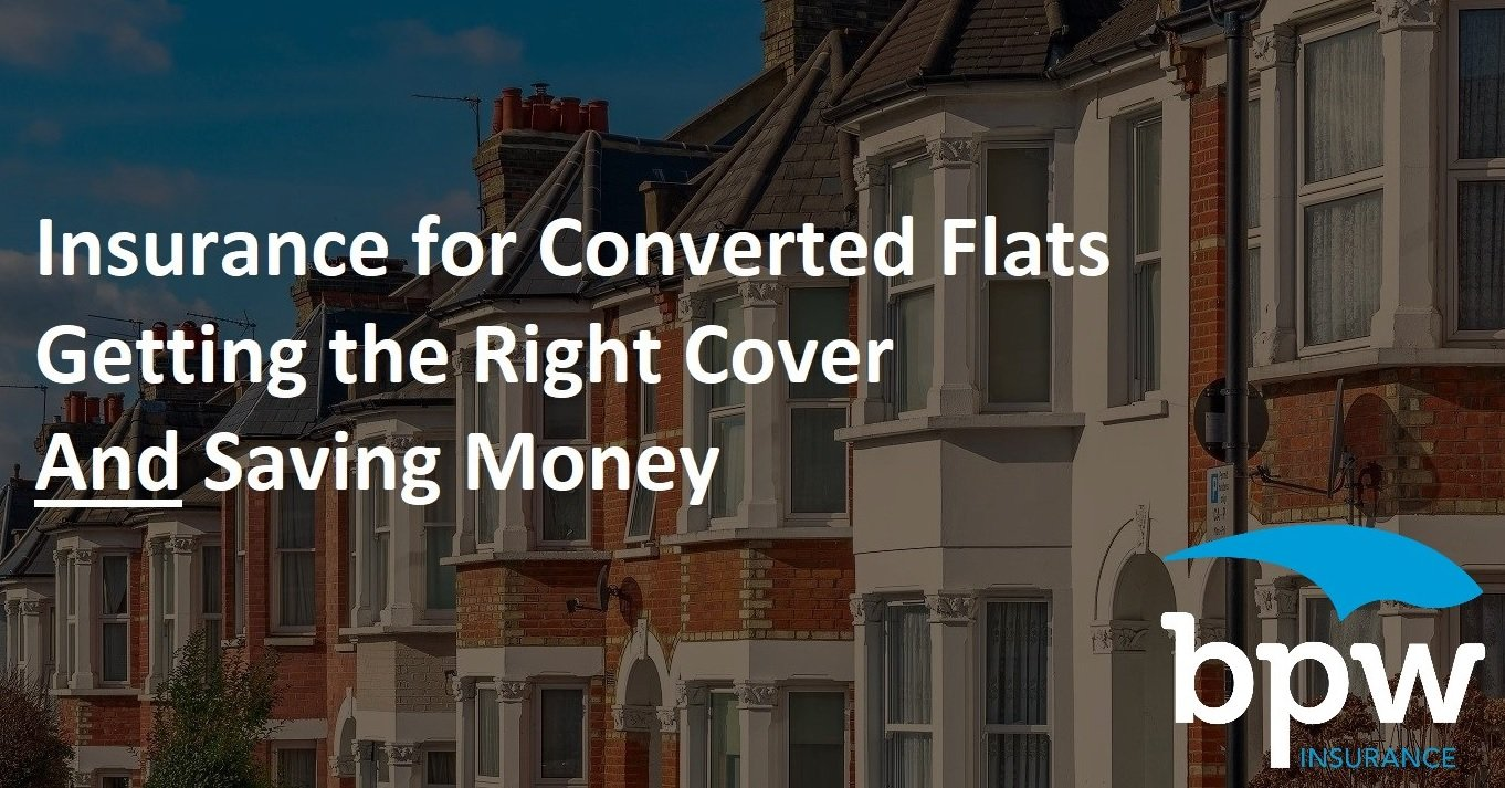 Insurance for Converted Flats