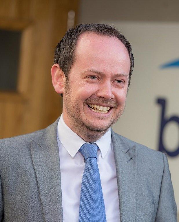 Ian O'Brien Cert CII